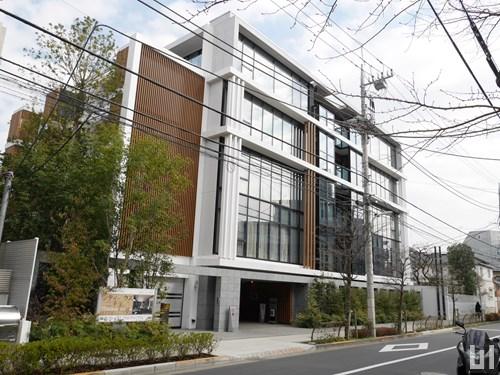 シティハウス二子玉川 - マンション外観