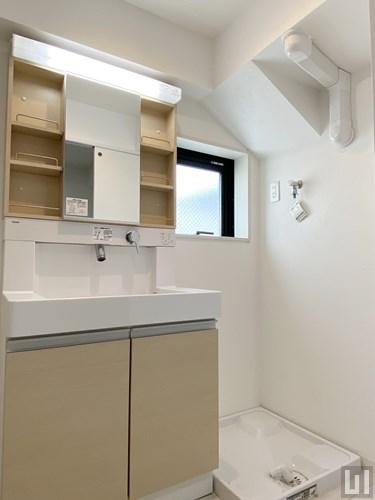 1LDK 52.62㎡タイプ - 洗面室