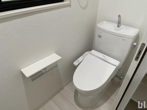 1LDK 52.62㎡タイプ - トイレ