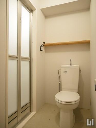 リノベーション - トイレ