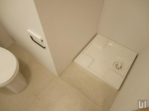 リノベーション - 洗濯機置き場
