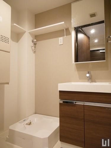 1DK 42.48㎡タイプ - 洗面室