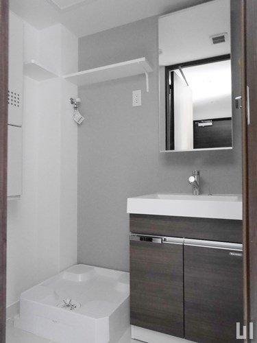 1DK 37.76㎡タイプ - 洗面室