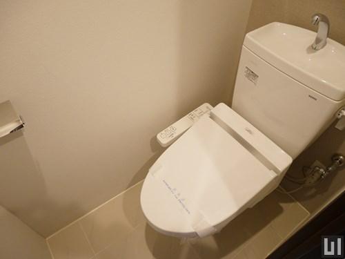 1DK 38.14㎡タイプ - トイレ