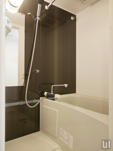 1R 24.77㎡タイプ - バスルーム