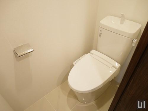 1R 23.52㎡タイプ - トイレ