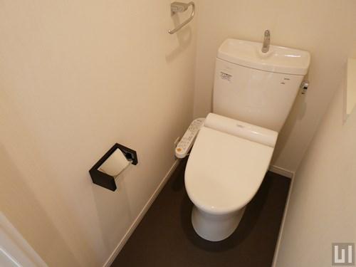 Dタイプ - トイレ