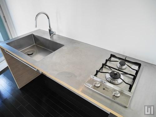 1R 40.09㎡タイプ - キッチン