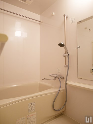 C'タイプ - バスルーム
