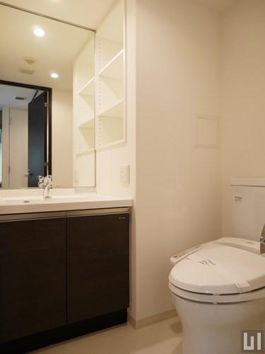 C'タイプ - 洗面室・トイレ