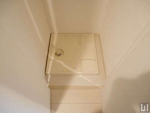 C'タイプ - 室内洗濯機置き場