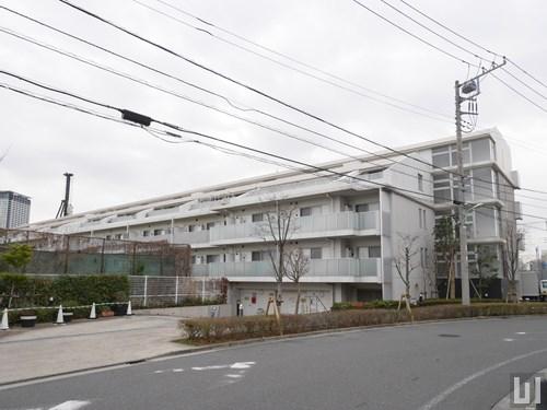コンフォリア駒場 - マンション外観