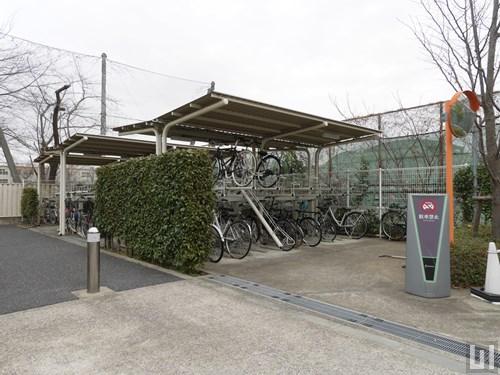 オオゼキ 池尻 駐車場