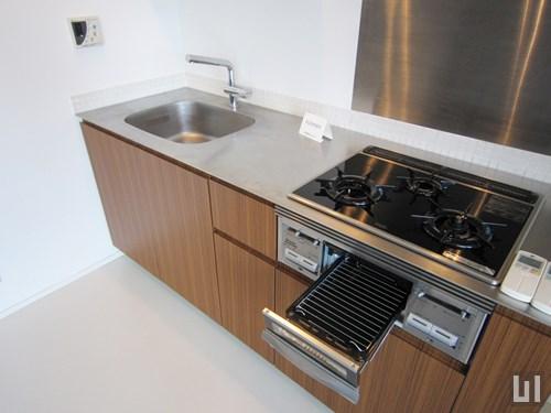 Eタイプ - キッチン
