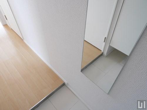 Cタイプ - 玄関・姿見鏡
