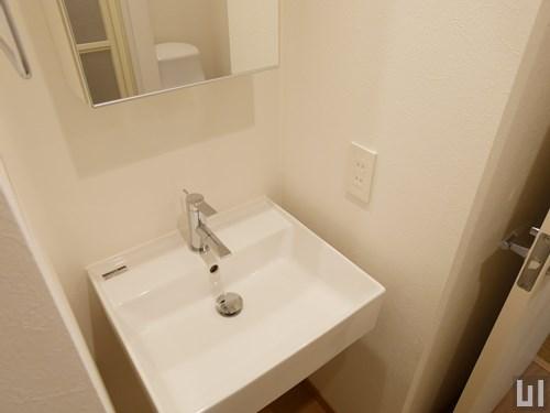 01号室タイプ - 洗面台