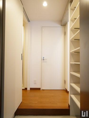 02号室タイプ - 玄関