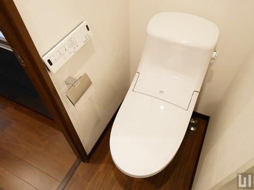 03号室タイプ - トイレ
