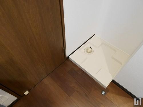 03号室タイプ - 洗濯機置き場