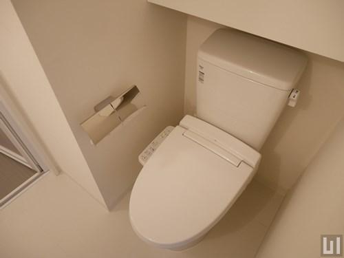 1R 27.03㎡タイプ - トイレ