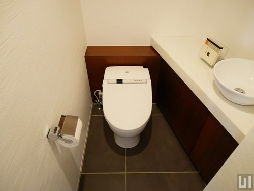 事務所 84.89㎡タイプ - トイレ