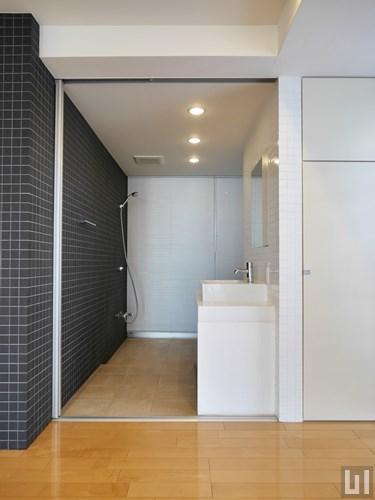 1R 35.27㎡タイプ - 洗面台・バスルーム