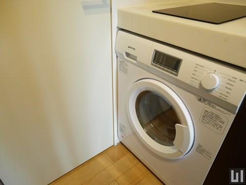 1R 35.27㎡タイプ - 洗濯乾燥機