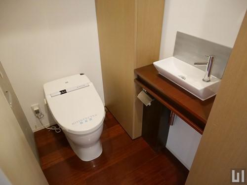 1LDK 57.74㎡タイプ - トイレ