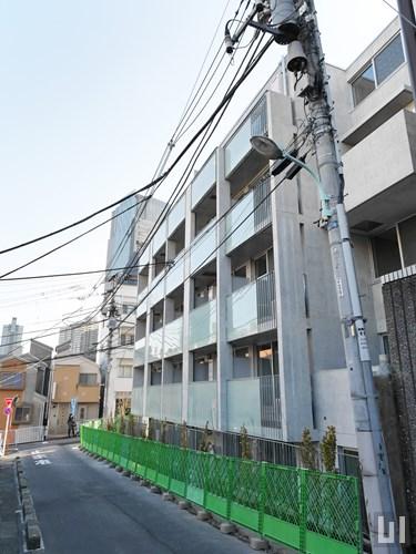 コートモデリア赤坂895 - マンション外観