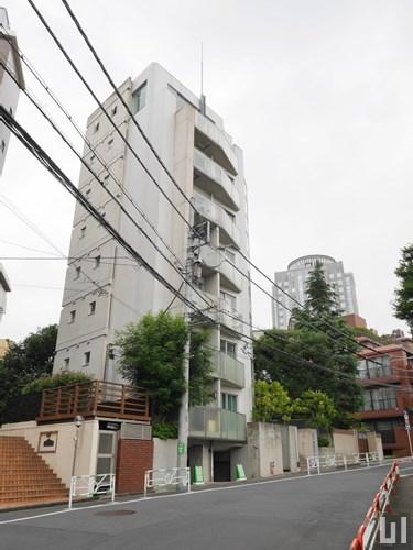 コートモデリア広尾 - マンション外観