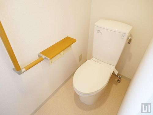 1K 53.66㎡タイプ - トイレ
