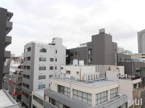 1K 53.66㎡タイプ - 上層階の眺望