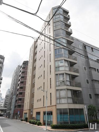 クレイドル日本橋 - マンション外観