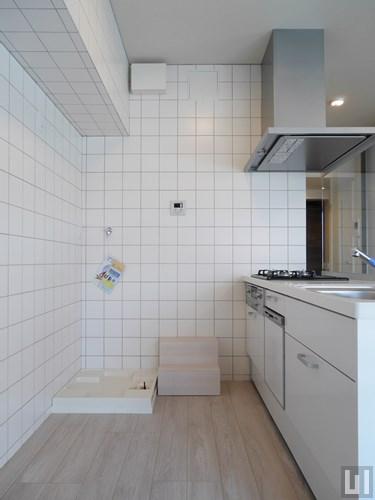 1LDK 40.11㎡タイプ - キッチン・洗濯機置き場