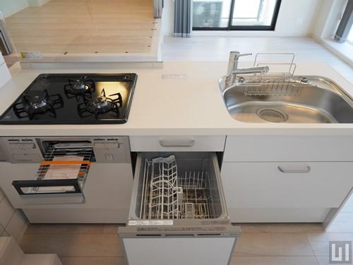 1LDK 40.11㎡タイプ - キッチン
