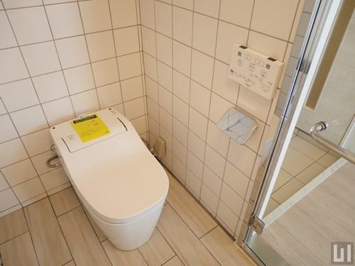 1LDK 40.11㎡タイプ - トイレ