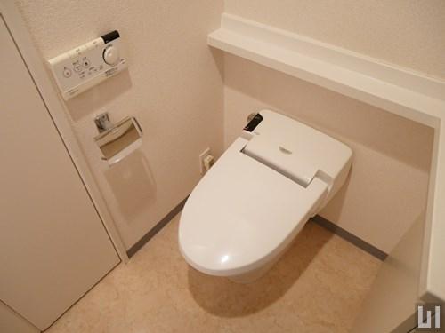 1K 42.82㎡タイプ - トイレ