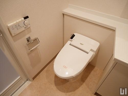 1R 40.04㎡タイプ - トイレ