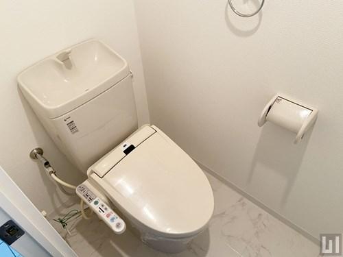 1LDK 45.25㎡タイプ - トイレ