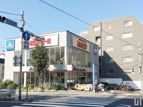 サイクルベースあさひ 田園調布店