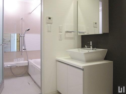 Mタイプ(ライト) - 洗面室・バスルーム