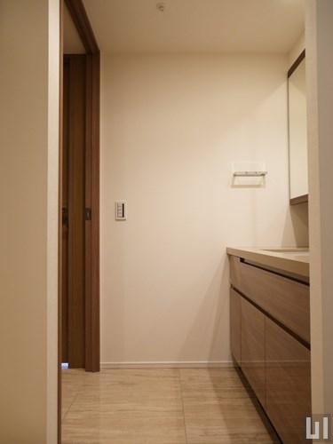 3LDK 72.76㎡タイプ - 洗面室
