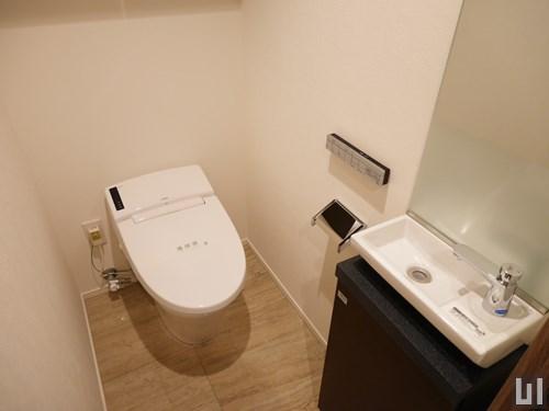 3LDK 72.76㎡タイプ - トイレ