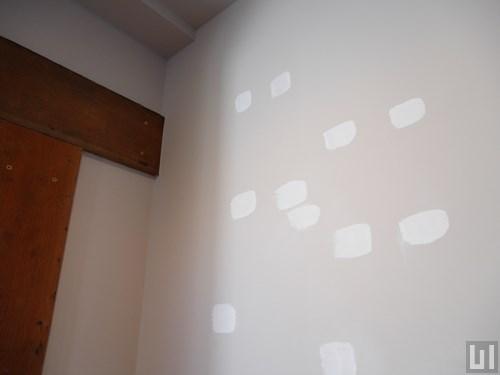 1R 35.4㎡タイプ - キッチン壁
