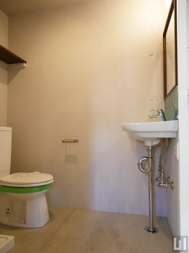 1R 35.4㎡タイプ - 洗面室