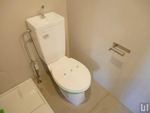 1R 35.4㎡タイプ - トイレ