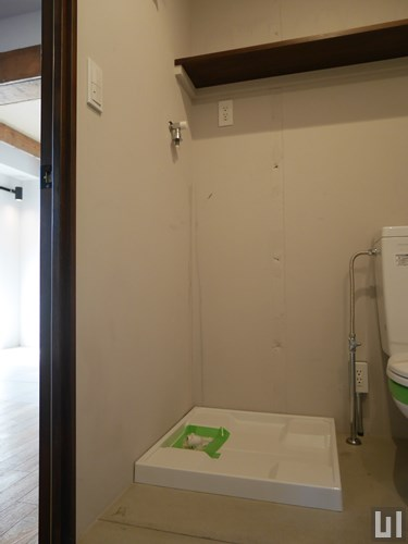 1R 35.4㎡タイプ - 洗濯機置き場