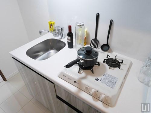 W-Dタイプ - キッチン