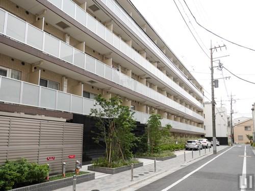ディームス品川戸越 - マンション外観