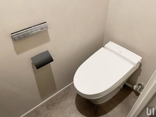 2LDK 44.96㎡タイプ - トイレ